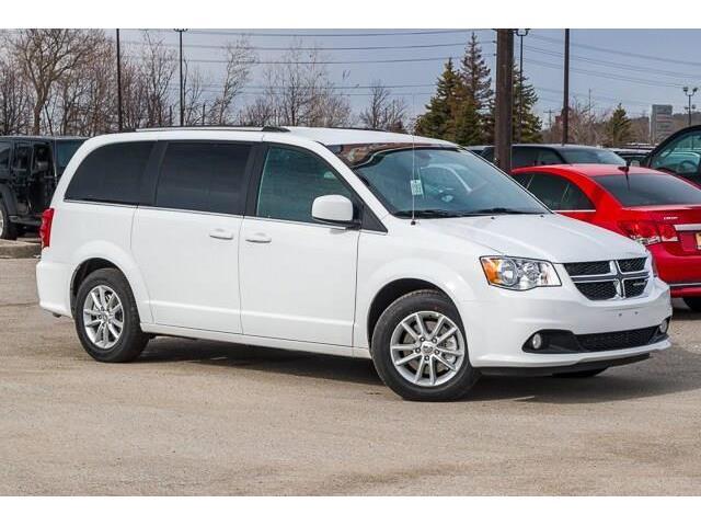 2020 Dodge Grand Caravan Premium Plus (Stk: 33868P) in Barrie - Image 1 of 27