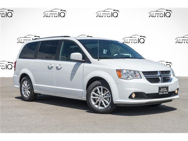 2020 Dodge Grand Caravan Premium Plus (Stk: 33876D) in Barrie - Image 1 of 27