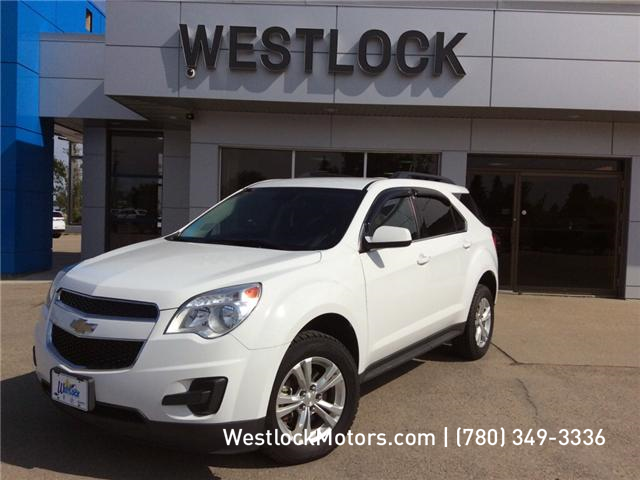 2015 Chevrolet Equinox 1LT (Stk: T1819) in Westlock - Image 1 of 22