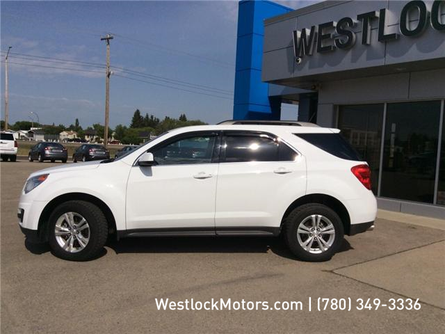 2015 Chevrolet Equinox 1LT (Stk: T1819) in Westlock - Image 2 of 22