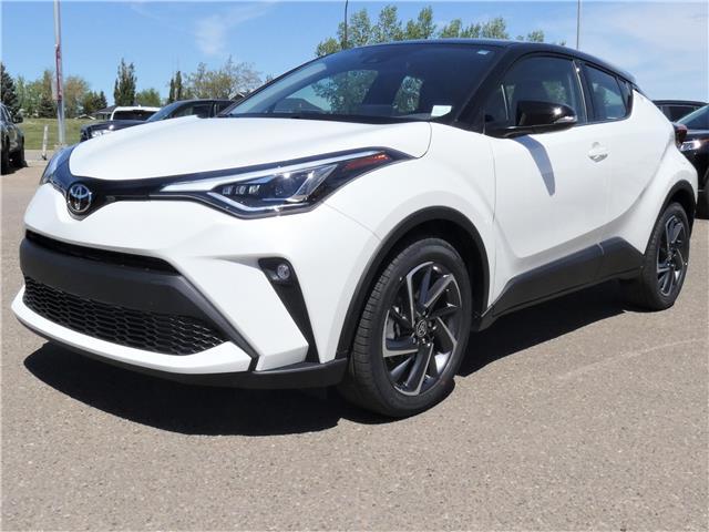 2021 Toyota C-HR Limited (Stk: CRM103) in Lloydminster - Image 1 of 14