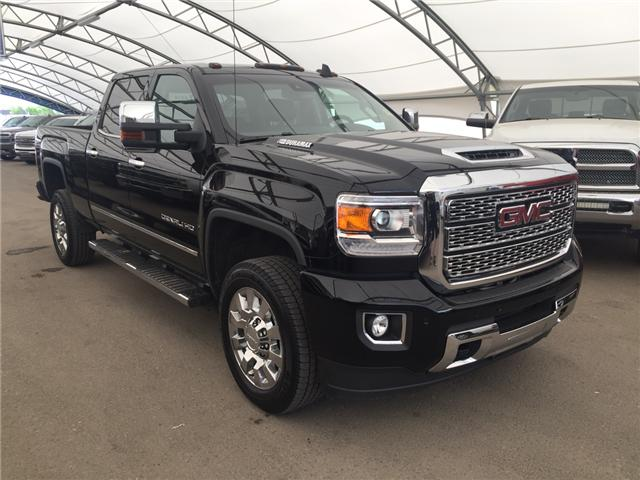 2018 GMC Sierra 2500HD Denali (Stk: 162026) in AIRDRIE - Image 1 of 25