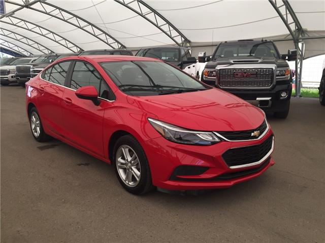 2017 Chevrolet Cruze LT Auto (Stk: 165278) in AIRDRIE - Image 1 of 21