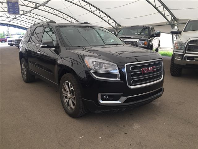 2014 GMC Acadia SLT1 (Stk: 116677) in AIRDRIE - Image 1 of 22