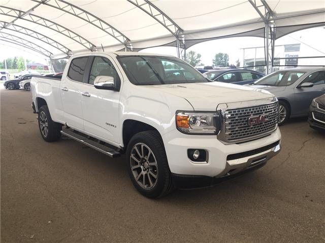 2018 GMC Canyon Denali (Stk: 164788) in AIRDRIE - Image 1 of 20