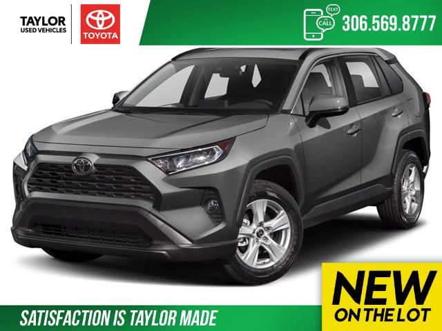 2020 Toyota RAV4 XLE (Stk: F171920) in Regina - Image 1 of 9