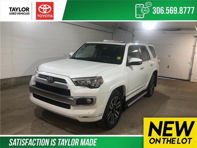 2020 Toyota 4Runner Base (Stk: 127257) in Regina - Image 1 of 38