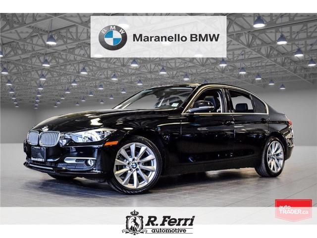 2014 BMW 320i xDrive (Stk: U7921) in Woodbridge - Image 1 of 21