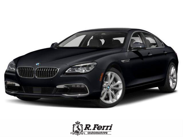 2019 BMW 640i xDrive Gran Coupe (Stk: 27010) in Woodbridge - Image 1 of 9