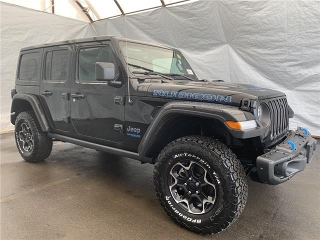 2021 Jeep Wrangler Unlimited 4xe Rubicon (Stk: 211369) in Thunder Bay - Image 1 of 20