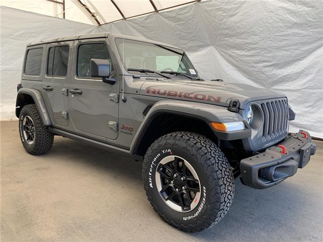 2021 Jeep Wrangler Unlimited Rubicon (Stk: 211379) in Thunder Bay - Image 1 of 24