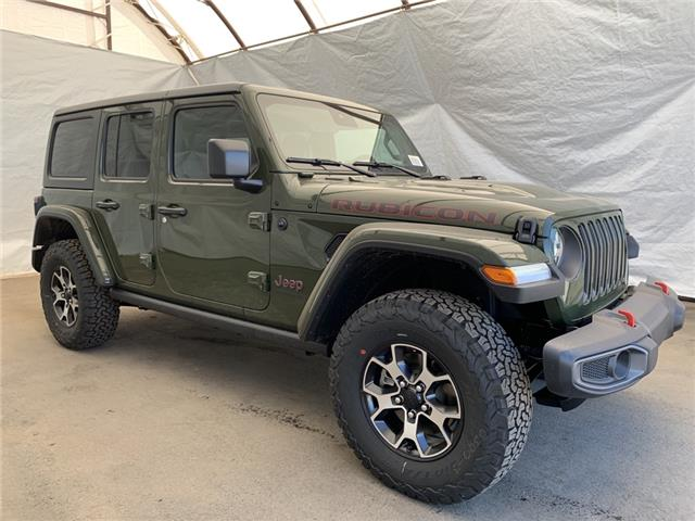 2021 Jeep Wrangler Unlimited Rubicon (Stk: 211380) in Thunder Bay - Image 1 of 23
