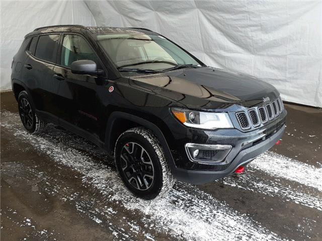 2021 Jeep Compass Trailhawk (Stk: 211167) in Thunder Bay - Image 1 of 18