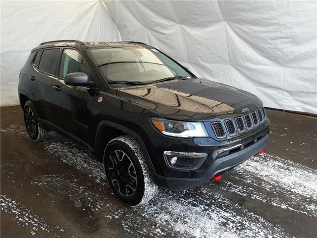 2021 Jeep Compass Trailhawk (Stk: 211199) in Thunder Bay - Image 1 of 19