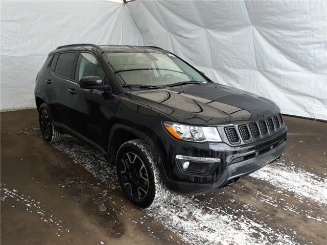 2021 Jeep Compass Sport (Stk: 211196) in Thunder Bay - Image 1 of 16