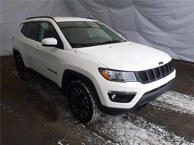 2021 Jeep Compass Sport (Stk: 211188) in Thunder Bay - Image 1 of 17