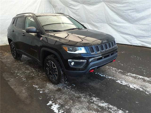 2021 Jeep Compass Trailhawk (Stk: 211183) in Thunder Bay - Image 1 of 18
