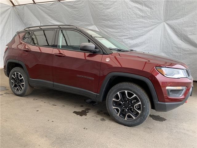 2021 Jeep Compass Trailhawk (Stk: 211198) in Thunder Bay - Image 1 of 22
