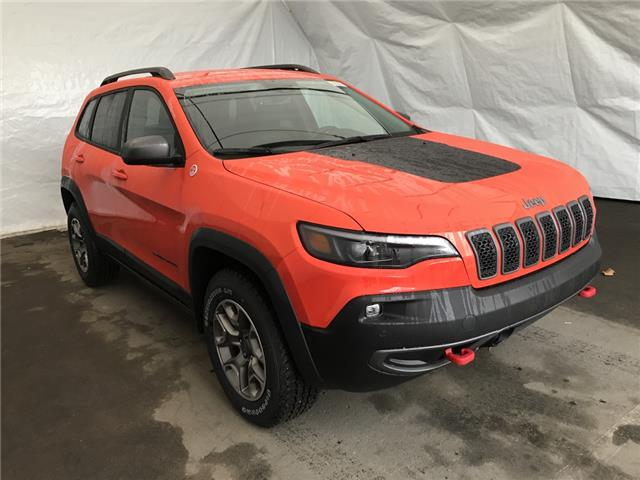 2021 Jeep Cherokee Trailhawk (Stk: 211037) in Thunder Bay - Image 1 of 20