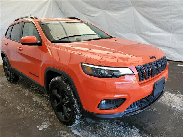 2021 Jeep Cherokee Altitude (Stk: 211089) in Thunder Bay - Image 1 of 14