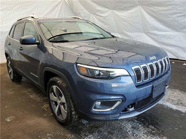 2021 Jeep Cherokee Limited (Stk: 211115) in Thunder Bay - Image 1 of 16