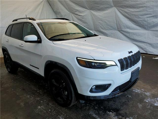2021 Jeep Cherokee Altitude (Stk: 211112) in Thunder Bay - Image 1 of 17