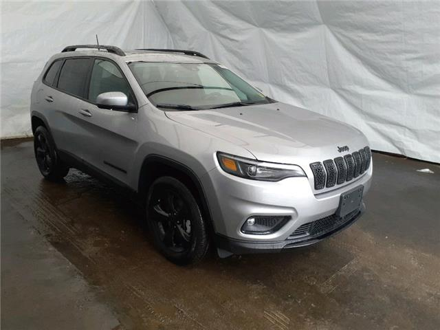 2021 Jeep Cherokee Altitude (Stk: 211113) in Thunder Bay - Image 1 of 17