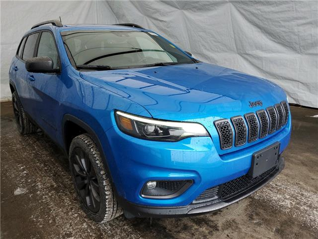 2021 Jeep Cherokee North (Stk: 211088) in Thunder Bay - Image 1 of 17
