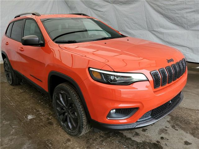 2021 Jeep Cherokee North (Stk: 211156) in Thunder Bay - Image 1 of 15
