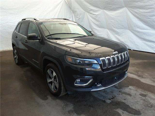 2021 Jeep Cherokee Limited (Stk: 211213) in Thunder Bay - Image 1 of 18