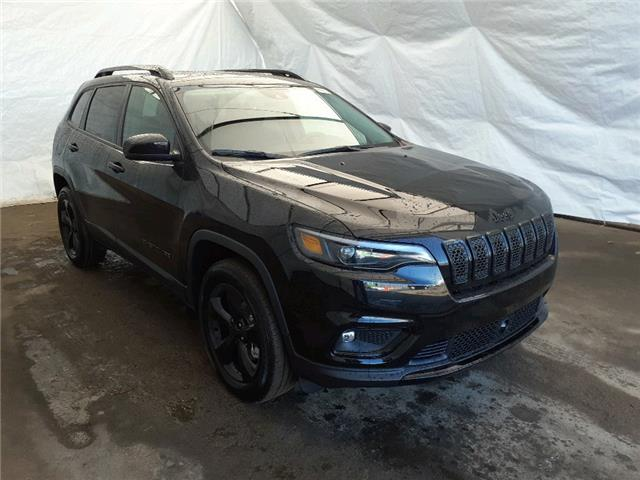 2021 Jeep Cherokee Altitude (Stk: 211239) in Thunder Bay - Image 1 of 18