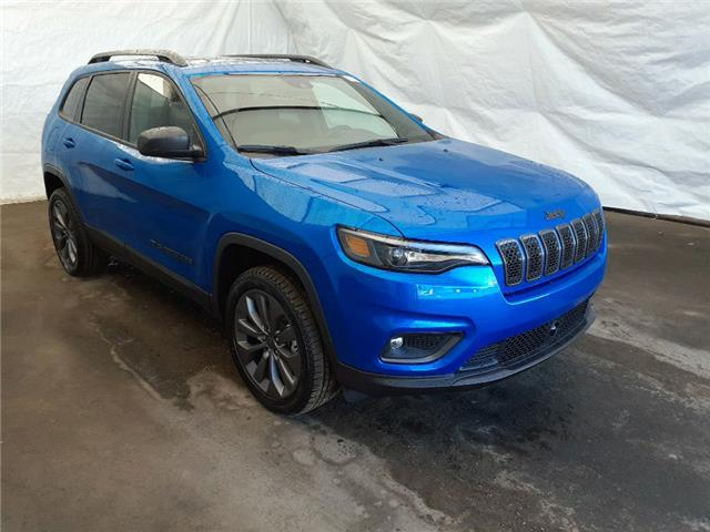 2021 Jeep Cherokee North (Stk: 211228) in Thunder Bay - Image 1 of 18
