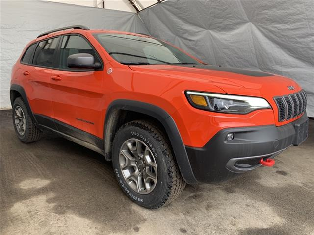 2021 Jeep Cherokee Trailhawk (Stk: 211316) in Thunder Bay - Image 1 of 20