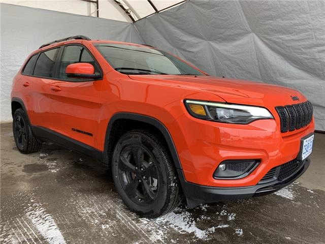 2021 Jeep Cherokee Altitude (Stk: 211152) in Thunder Bay - Image 1 of 20