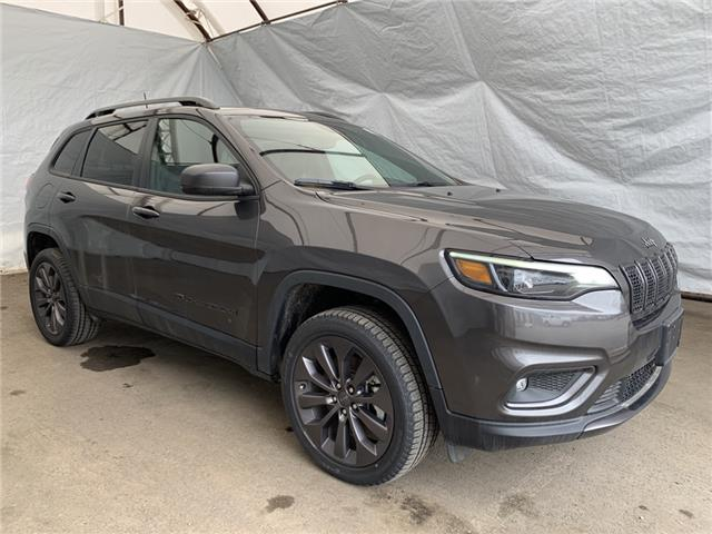 2021 Jeep Cherokee North (Stk: 211094) in Thunder Bay - Image 1 of 22