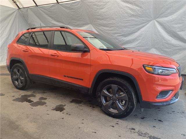 2021 Jeep Cherokee North (Stk: 211092) in Thunder Bay - Image 1 of 23