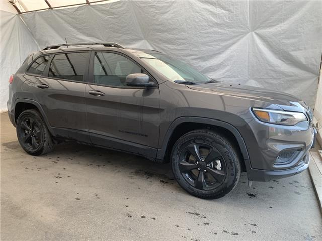 2021 Jeep Cherokee Altitude (Stk: 211161) in Thunder Bay - Image 1 of 23