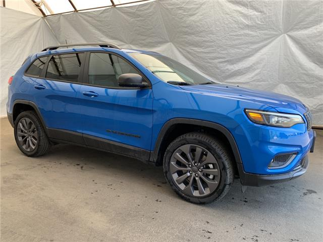2021 Jeep Cherokee North (Stk: 211228) in Thunder Bay - Image 1 of 23