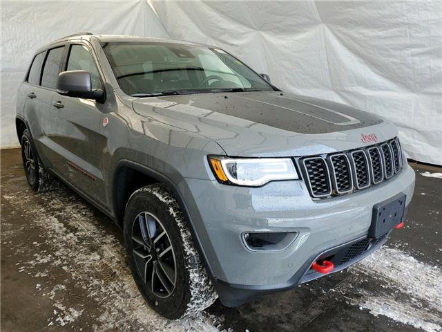 2021 Jeep Grand Cherokee Trailhawk (Stk: 211075) in Thunder Bay - Image 1 of 16