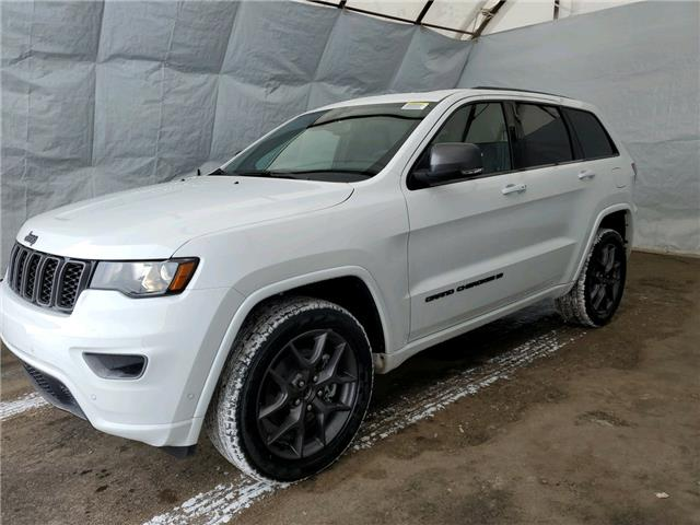 2021 Jeep Grand Cherokee Limited (Stk: 211170) in Thunder Bay - Image 1 of 15