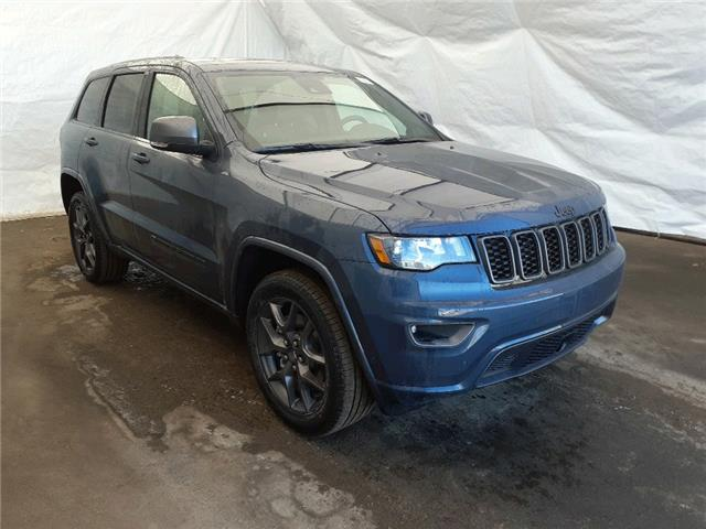 2021 Jeep Grand Cherokee Limited (Stk: 211260) in Thunder Bay - Image 1 of 18