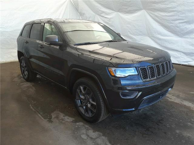 2021 Jeep Grand Cherokee Limited (Stk: 211234) in Thunder Bay - Image 1 of 18