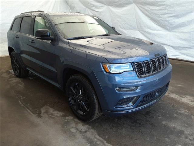 2021 Jeep Grand Cherokee Limited (Stk: 211259) in Thunder Bay - Image 1 of 18