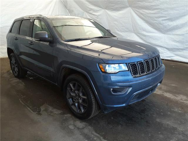2021 Jeep Grand Cherokee Limited (Stk: 211254) in Thunder Bay - Image 1 of 18