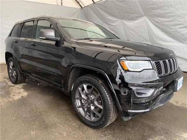 2021 Jeep Grand Cherokee Limited (Stk: 211093) in Thunder Bay - Image 1 of 20