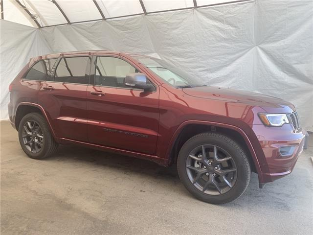 2021 Jeep Grand Cherokee Limited (Stk: 211078) in Thunder Bay - Image 1 of 22