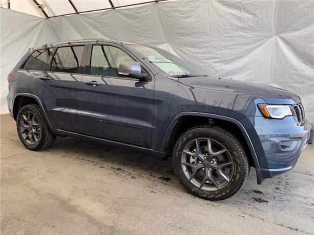2021 Jeep Grand Cherokee Limited (Stk: 211076) in Thunder Bay - Image 1 of 22
