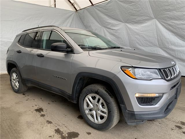 2020 Jeep Compass Sport (Stk: 201154) in Thunder Bay - Image 1 of 19