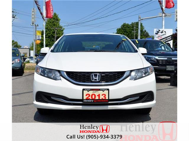 2013 Honda Civic LX (A5) BLUETOOTH (Stk: R9122) in St. Catharines - Image 4 of 12
