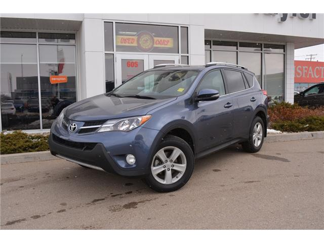2013 Toyota RAV4 XLE at $19500 for sale in Regina - Taylor Toyota